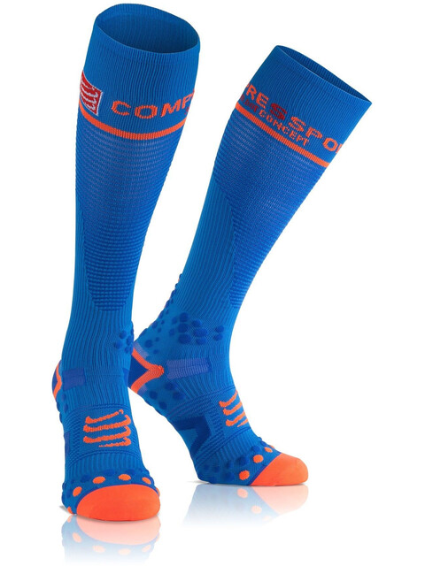 Compressport Full Socks V2.1 Blue